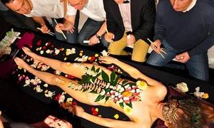 Tôi có nên chi chục triệu đồng cho bữa ăn 'sushi khỏa thân'?