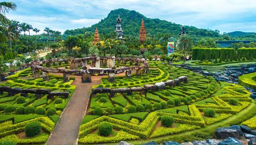 Công viên sinh thái đẹp nhất Thái Lan.