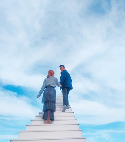 Hình ảnh phía sau 'nấc thang lên thiên đường' ở Đà Lạt - VnExpress ...