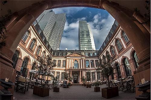 Kiến trúc của Palais Quartier. Ảnh: brennweite-welt.de.