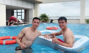 Bên trong khách sạn 5 sao tuyển Việt Nam nghỉ ở Myanmar