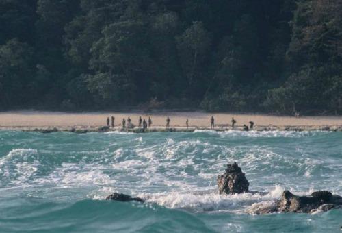 Ảnh: Lực lượng bảo vệ bờ biển Ấn Độ.
