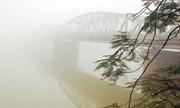 Huế mờ ảo khi bước vào mùa sương mù cuối năm