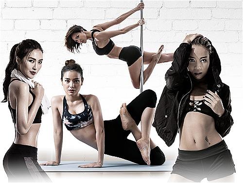 Dịch vụ tập luyện tiêu chuẩn 5 sao của CLB California Fitness and Yoga. Ảnh: Cfcc.com