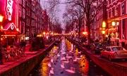 Góc khuất sau phố đèn đỏ nổi tiếng ở Hà Lan