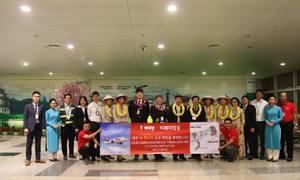 Hàn Quốc mở thêm đường bay đến Việt Nam