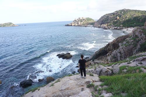 Khánh Hòa có nhiều vùng biển đảo đẹp, hoang sơ.