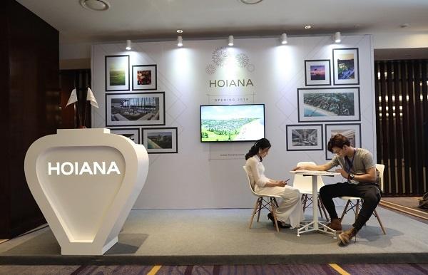 Hoiana,dự án có quy mô đẳng cấp sẽ ra mắt trong năm sau.