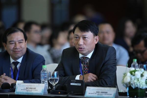 Ông Ngô Minh Đức - Chủ tịch Công ty Cổ phần HG.