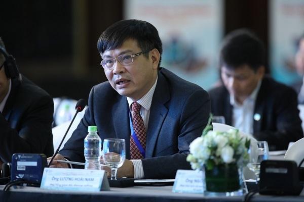 Tiến sĩ Lương Hoài Nam.