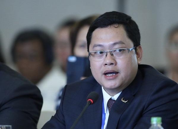 Ông Phạm Hồng Dũng - Phó Tổng GĐ Tập đoàn Mường Thanh.