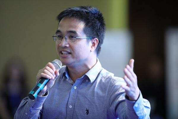 Ông Hà Minh Đức, Tổng giám đốc một công ty du lịch Việt.