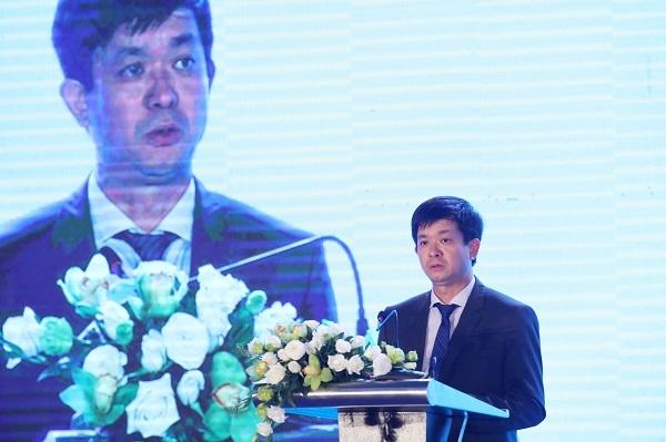 Ông Lê Quang Tùng - Thứ trưởng Bộ Văn hóa, Thể thao và Du lịch.