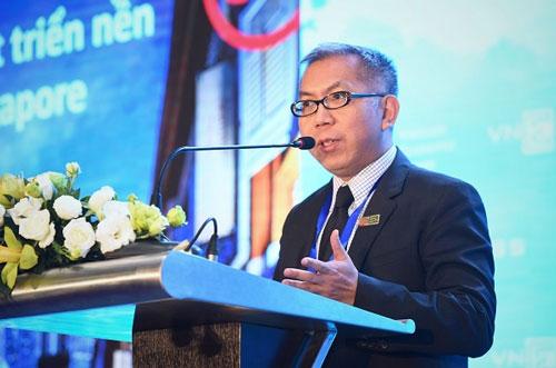 Ông Chang Chee Pey, Phó Tổng cục trưởng Tổng cục Du lịch Singapore