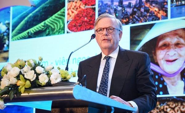 Đại diện Hội đồng cơ quan Du lịch Vương quốc Anh đánh giá về tiềm năng du lịch của Việt Nam.