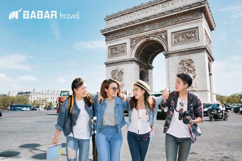 Tour du lịch châu Âu Tết 2019 giá từ 13,7 triệu đồng - 3