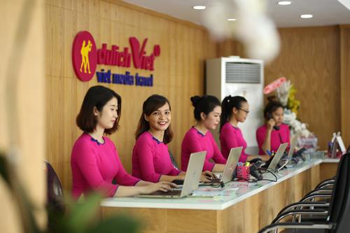 Đại diện Du Lịch Việt cho biết công ty sẽ tiếp tục chinh phục những đỉnh cao mới, thách thức mới và tỏa sáng trên con đường mà mình đã chọn.