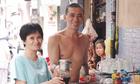 Xe cà phê vợt hai thập kỷ trong khu người Hoa ở Sài Gòn