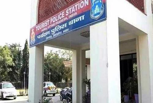 Cảnh sát Madgya Pradesh đã vào cuộc và bắt giữ hai người đàn ông, gồm cả tài xế. Họ khai nhận mời trà nữ du khách, nhưng phủ nhận cáo buộc bỏ thuốc mê và xâm hại. Ảnh:NDTV.