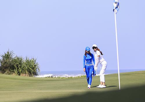 Du lịch golf tại Việt Nam đang tăng trưởng nhanh. Ảnh: Nguyễn Đông.