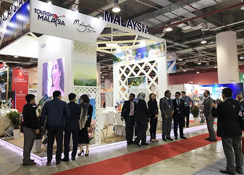 Nhiều điểm đến mới của bang Selangor và Johor được giới thiệu tại gian hang của Malaysia tại hội chợ du lịch TRAVEX 2019 thuộc Diễn đàn Du lịch ASEAN, tổ chức tại Hạ Long, Quảng Ninh.