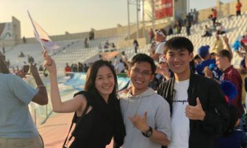 CĐV Nhật tin đội nhà sẽ chiến thắng tuyển Việt Nam