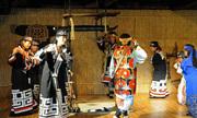 Bộ tộc tôn sùng thiên nhiên ở Nhật Bản