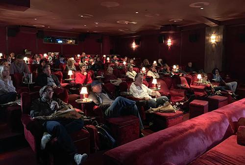 Sự kiện trở nên đáng chú ý bởi hơn 70 đại biểu tham dự là các diễn viên, nhà sản xuất, đạo diễn... của các hãng phim hàng đầu thế giới hiện nay như Walt Disney, Waner Bros, Legendary, Century Fox, Paramount Picture... Ảnh: Nguyễn Châu Á.