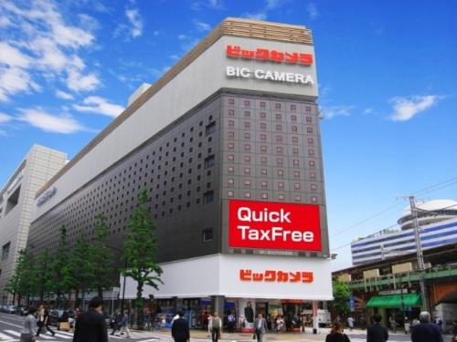 Điển hình phải kể đến trung tâm mua sắm BicCamera - một thiên đường mua sắm cho mọi lứa tuổi và tầng lớp.