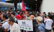 Khách Hong Kong bị cho 'leo cây' đêm Giao thừa