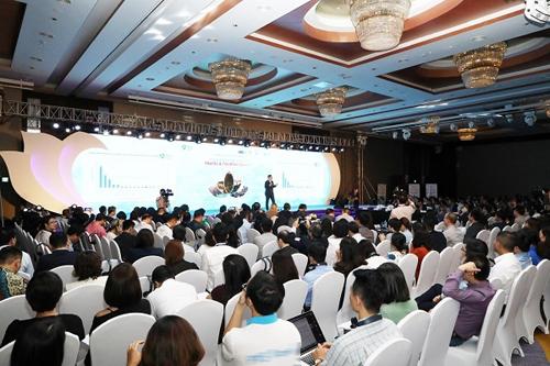 Diễn đàn Cấp cao Du lịch Việt Nam là sự kiện gặp gỡ, đối thoại và hội đàm cấp quốc gia. Ảnh: Ngọc Thành.