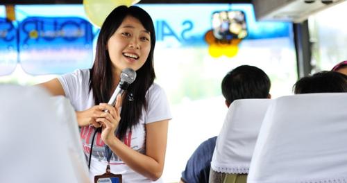 Việc xếp hạng được Hội Hướng dẫn viên du lịch Việt Nam (thuộc Hiệp hội Du lịch Việt Nam) thí điểm từ tháng 10 tại TP HCM, Hà Nội, Quảng Ninh... Ảnh: Saigontourist.