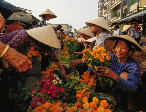 Bức hình nằm trong cuốn sách Mekong (River): A Journey on the Mother of Waters. (Sông Mekong: Hành trình tìm về Mẹ của Nước).Ảnh: Michael Yamashita.