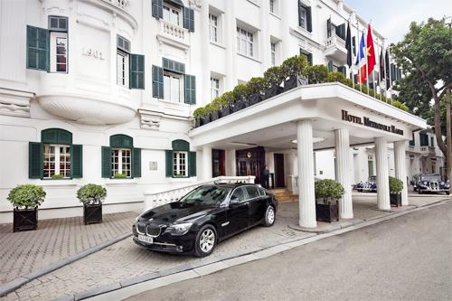 Khách sạn Sofitel Legend Metropole là nơi ở của Tổng thống Donald Trump trong chuyến thăm chính thức Việt Nam hồi tháng 11/2017. Ảnh: Sofitel Legend Metropole.