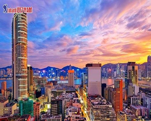Giảm 3 triệu đồng tour Hồng Kông và liên tuyến Hồng Kông