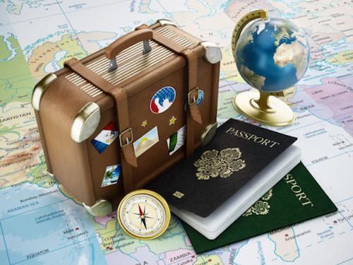 Du lịch nước ngoài đang ngày càng trở nên phổ biến. Ảnh: Vobmapping.
