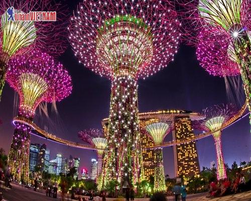 Tour du lịch Singapore - Malaysia - Indonesia ưu đãi 30%, giá từ 6,9 triệu đồng - 1