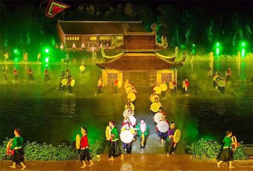 Tinh hoa Bắc Bộ thuộc sở hữu của Tập đoàn Tuần Châu Baara Land - khu tổ hợp vui chơi, giải trí, ẩm thực, nghỉ dưỡng hàng đầu miền Bắc.