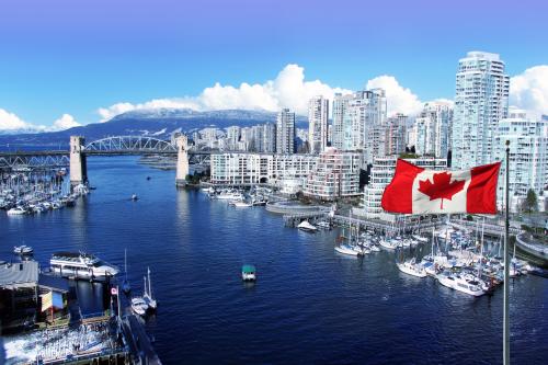 Vancouver - thành phố hiện đại bậc nhất Canada.