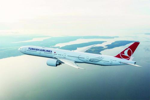 Khách dự lễ hội khuyến mãi du lịch giữa tháng 3 ở Hà Nội có cơ hội nhận vé đi châu Âu của Turkish Airlines. Ảnh: Penisula Qatar.