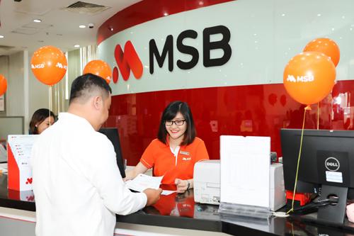 Ngân hàng thương mại cổ phần Hàng hải Việt Nam (MSB) triển khai riêng một chương trình ưu đãi có tên Travel JOY+.