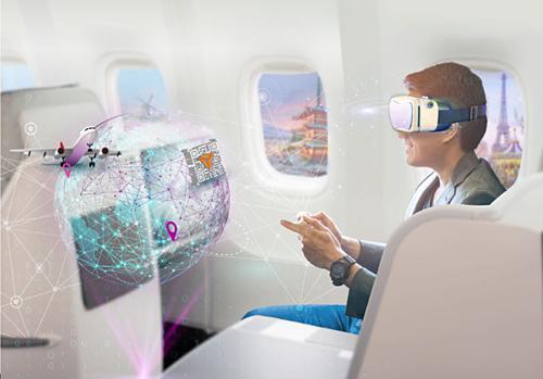 Chuyên cơ công nghệ đem đến cơ hội trải nghiệm các dịch vụ ngân hàng số và sở hữu hàng nghìn ưu đãi du lịch tại Travel Fest 2019.