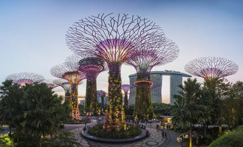 Singapore sở hữu nhiều điểm đến khá thú vị.