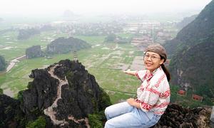 'Vạn Lý Trường Thành' phiên bản gần 500 bậc ở Ninh Bình