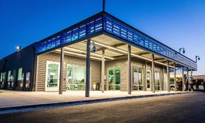 Nhà ga sân bay đầu tiên ở Mỹ dành cho triệu phú