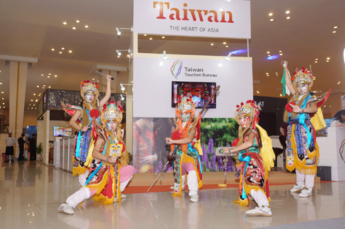 Đài Loan sẽ đưa đoàn nghệ thuật truyền thống sang biểu diễn.