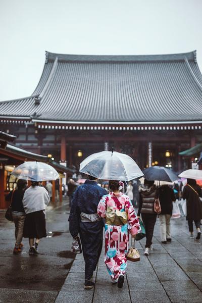 Lượng du khách Việt đến Nhật tăng lên 26%.