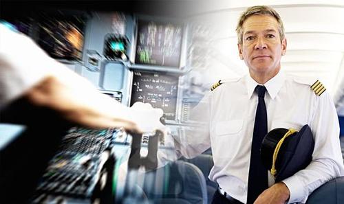 Hầu hết phi công đều không sợ lỗi do họ gây ra bằng lỗi đến từ bên ngoài, khiến họ không kiểm soát được tình hình. Ảnh: Express.