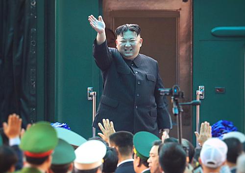 Sau hội nghị thượng đỉnh Mỹ - Triều tại Hà Nội, tour du lịch Triều Tiên được nhiều khách Việt quan tâm. Ảnh: Giang Huy.
