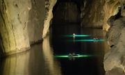Tiếc nuối của đoàn thám hiểm khi lặn tìm hang ngầm ở Sơn Đoòng